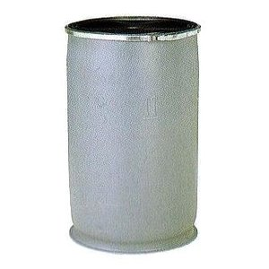 サンコー プラスチックドラム プラドラムオープンタイプ 110L PDO-110L-1 グレー|tackey