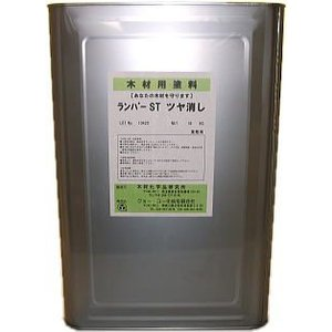 ランバーST 【木材のひ割れ防止剤】18kg缶入 屋外仕上げ透明塗料 tackey