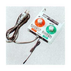 温室用電子温度調節器FHA-PW10ヒーターサーモ&換気扇サーモ|tackey
