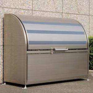 集積保管用 ゴミストッカーAP2型 725L GSAP2-1512SC 組立式 [ゴミステーション 環境ステーション 大型 集積ゴミ箱 四国化成] tackey