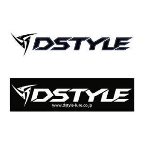 DSTYLE(ディスタイル) カッティングステッカー Mサイズ|tackleislandsukimaru