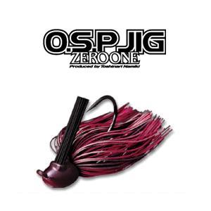 OSP ゼロワンジグ 9g (ファインラバーモデル) |tackleislandsukimaru
