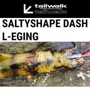 テイルウォーク ソルティシェイプ ダッシュ 83UL/SL L-EGING|tackleislandsukimaru
