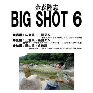 【メール便OK】 DVD 金森隆志 BIGSHOT6|tackleislandsukimaru
