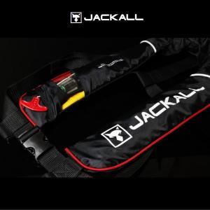 ジャッカル 自動膨張式ライフジャケット JK2520RS サスペンダータイプ tackleislandsukimaru