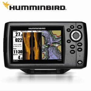 HUMMINBIRD ハミンバード HELIX 5 SI GPS  HOT MAPS JAPANセット ヘリックス5 マップセット|tackleislandsukimaru
