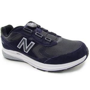 【送料無料】 ニューバランス MW880B N3 2E / ネイビー  NEW BALANCE NB スニーカー ウォーキングシューズ ダイヤル式|tadasports