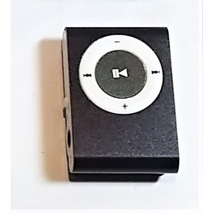 MP3プレーヤー microSDカード仕様  クリップ付き小型スマート 送料140円|tafuon