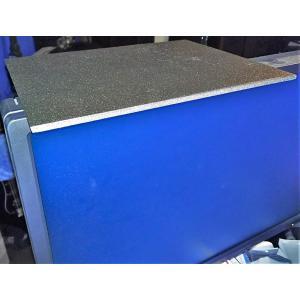モニター上物置台ボード  伝振動スピーカーの振動板になる|tafuon