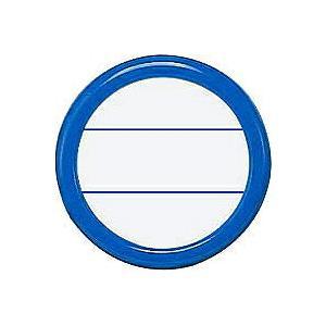 コクヨ 名札丸型小 ナフ−10B|tag