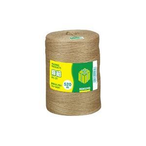 KOKUYO(コクヨ)包装用紐麻紐520M ホ...の関連商品1
