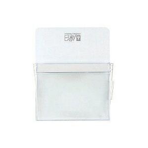 KOKUYO(コクヨ)マグネットポケット マク−500W (5セット) tag