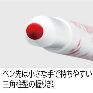 ぺんてる サインペン 洗たくでキレイカラーペン SCS2-6  6色|tag|03