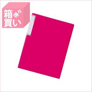 【箱買い商品 / 一箱80セット】リヒト ルーパーフラットファイルA4Sアカ F−7410−3 (※メーカーからの取り寄せになります) tag
