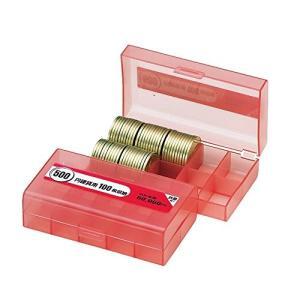 オープン コインケース(100枚収納)500円硬貨用 M-500W|tag