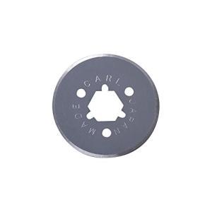 カール事務器 ディスクカッター替刃(丸刃) K-28