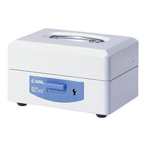 カール事務器 スチール印箱(小) SB-7002