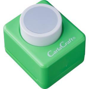 カール事務器 ミドルサイズクラフトパンチ CP-2 1サークル|tag