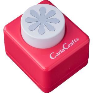 カール事務器  ミドルサイズクラフトパンチCP-2デイジー|tag