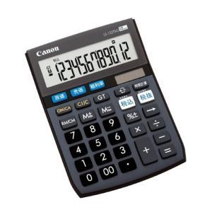 Canon 12桁電卓 LS-122TSG SOB グリーン購入法適合 商売計算機能付|tag