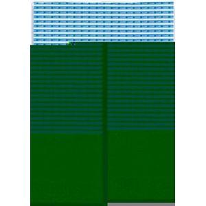 【箱買い商品 / 一箱200セット】クツワ クリ赤バー DH008 (※メーカーからの取り寄せになり...