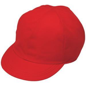 クツワ STAD メッシュ赤白帽子 KR002 tag