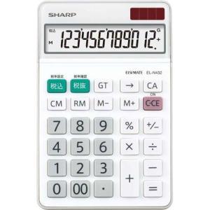 シャープ ナイスサイズタイプ 12桁 EL-N432-X|tag