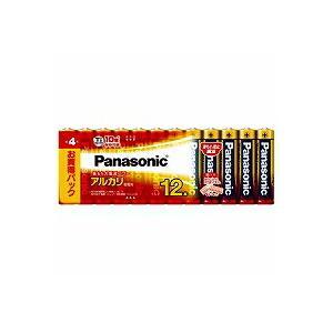 パナソニック 単4形アルカリ乾電池 12本パック LR03XJ/12SW(10セット)|tag