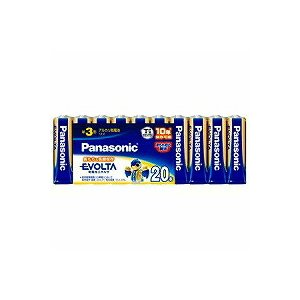 パナソニック EVOLTA 単3形アルカリ乾電池...の商品画像