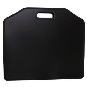 山口工業 ファイル スマートバックL ブラック A3 対応 G502-BK|tag