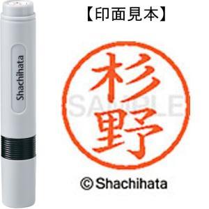 シヤチハタ ネーム6既製 XL-6 1323 杉野 4974052448751