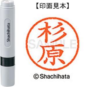 シヤチハタ ネーム6既製 XL-6 1324 杉原 4974052448768