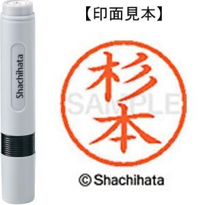 シヤチハタ ネーム6既製 XL-6 1326 杉本 4974052448782