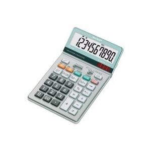 シャープ 中型卓上電卓 10桁 EL-N731-X 4974019498188|tag