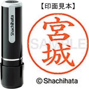 シヤチハタ ネーム9 XL−9 2345 宮城