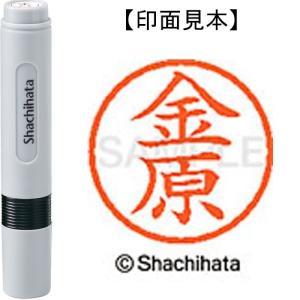 シヤチハタ ネーム6 XL−6 0750 金原