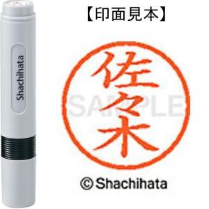 シヤチハタ ネーム6既製 XL-6 1195 佐々木