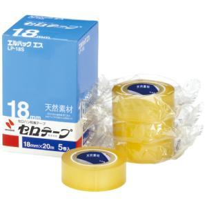 ニチバン セロテープ Lパック LP-18S 18mm×20m 5巻 4987167039103|tag