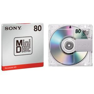 SONY ミニディスク MDW80Tの関連商品5
