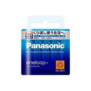 Panasonic エネループ単4 4本入BK-4MCC/4 4902704218872|tag