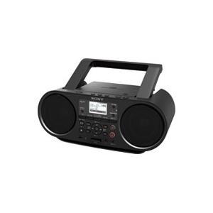 Yahooポイント10倍!SONY CDラジオメモリーレコーダー ZS-RS80BT