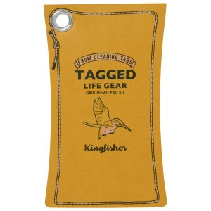 TAGGED LIFE GEAR (S) カワセミ|taggedproject