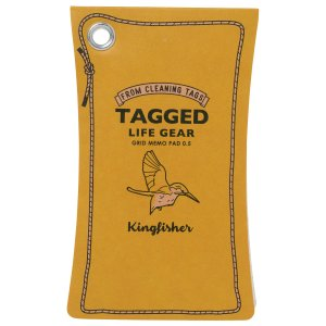 TAGGED LIFE GEAR (L) カワセミ|taggedproject