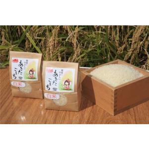 新米 白米 ポイント消化に 特別栽培米あきたこまち 秋田県大潟村産 3合入り2袋セット taguchi-farm