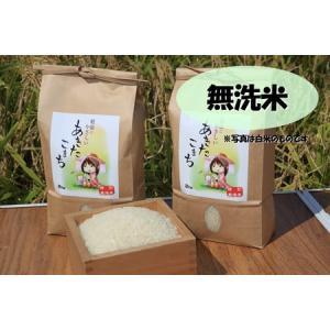 新米 無洗米 ポイント消化に 特別栽培米あきたこまち 秋田県大潟村産 2kg taguchi-farm