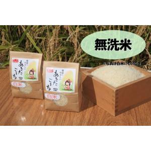 新米 無洗米 ポイント消化に 特別栽培米あきたこまち 秋田県大潟村産 3合入り2袋セット taguchi-farm