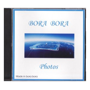BORABORA PHOTOS(タヒチ・ボラボラ写真集CD-R・650枚入) メール便で全国送料100円 tahiti-surf