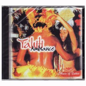 タヒチアンCD Ambiance/Tahiti クロネコDM便で送料100円|tahiti-surf