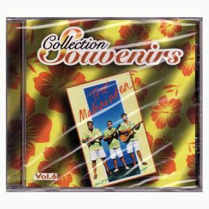 タヒチアンCD Collection Souvenirs vol.6/Trio Mahaiatea セール!無くなり次第終了 クロネコDM便で送料100円|tahiti-surf