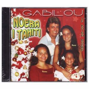 タヒチアンCD GABILOU  NOERA I TAHITI クリスマスソング クロネコDM便で送料100円|tahiti-surf